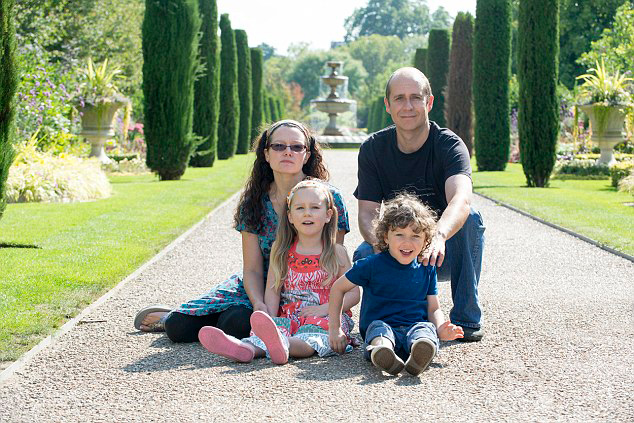 The Cartmel family, Metachromatic Leukodystrophy (MLD)