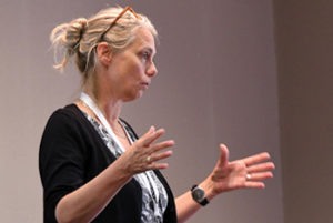 Dr Christine I Dali, MLD Support Association UK family conference