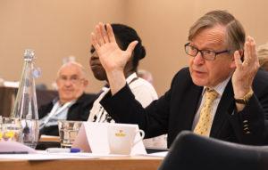 Prof Tim Cox – Emiritus Professor of Medicine, University of Cambridge. Patron of MLD Support Association UK