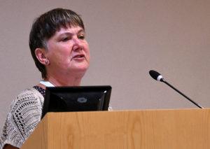 Jackie Imrie, trustee MLD Support Association UK