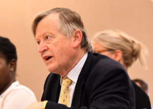 Professor Timothy Cox (MD, FRCP, FMedSci) Lead Patron and member of our Advisory Panel