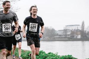 Paul Warrington Designer London Marathon 2019