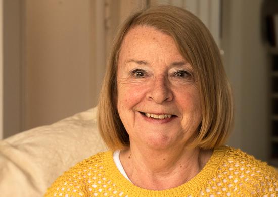 Vivienne Clark, Chair MLD Support Association UK