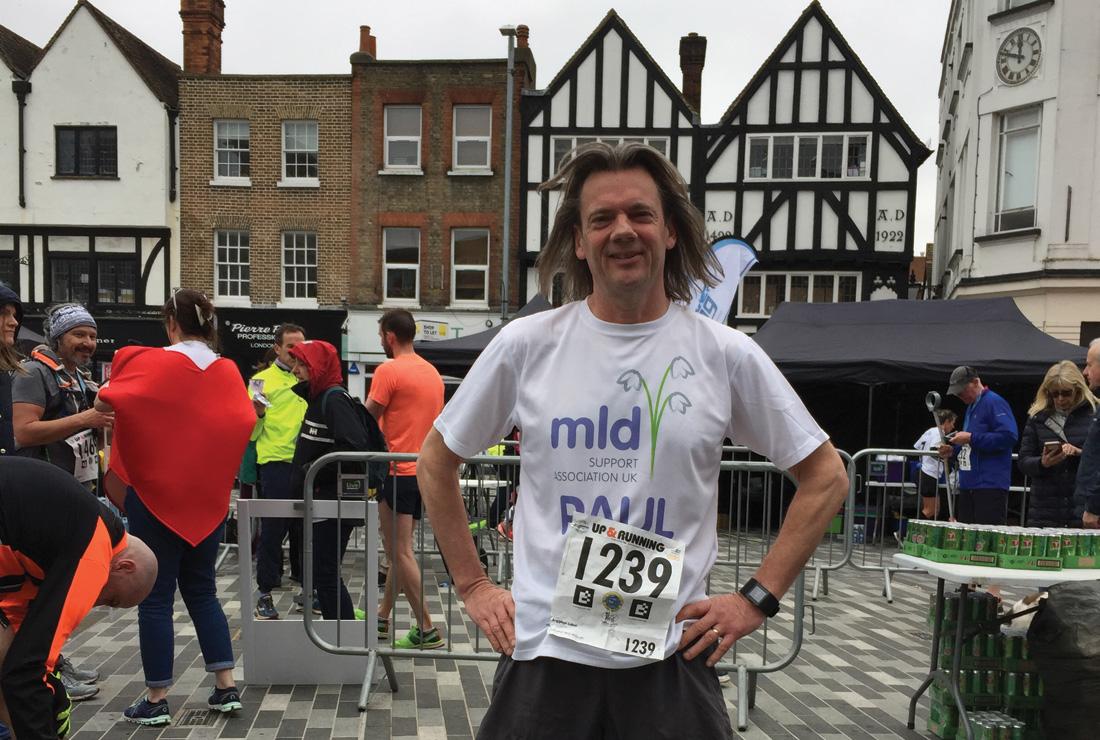 Paul Warrington Runner