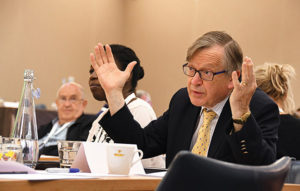 Professor Tim Cox Patron MLD Support Association UK