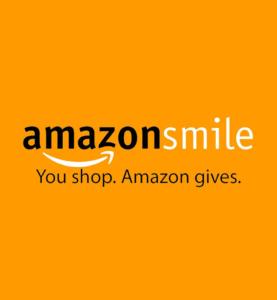 Amazon Smile Logo MLD Support Association UK